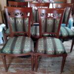 Реставрация мебели стулья