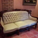 Реставрация мебели дивана