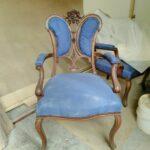 Реставрация мебели кресла цена
