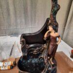 Реставрация мебели статуэтка