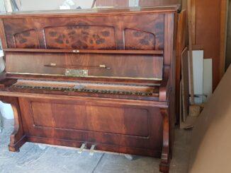 Реставрация мебели красивое пианино