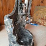Реставрация мебели и статуэток