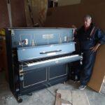 Готовое пианино