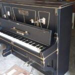 Отреставрированное пианино
