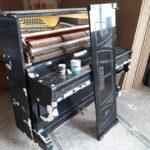 Реставрация пианино в Москве