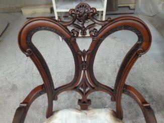 Спинка кресла