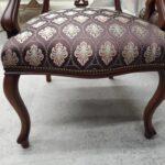 Кресла после реставрации