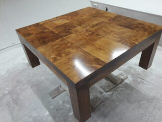Отполированный стол Москва