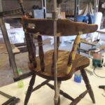 Реставрация стула в Москве